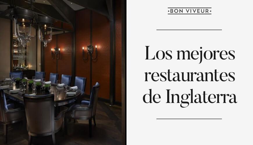 Restaurantes Inglaterra