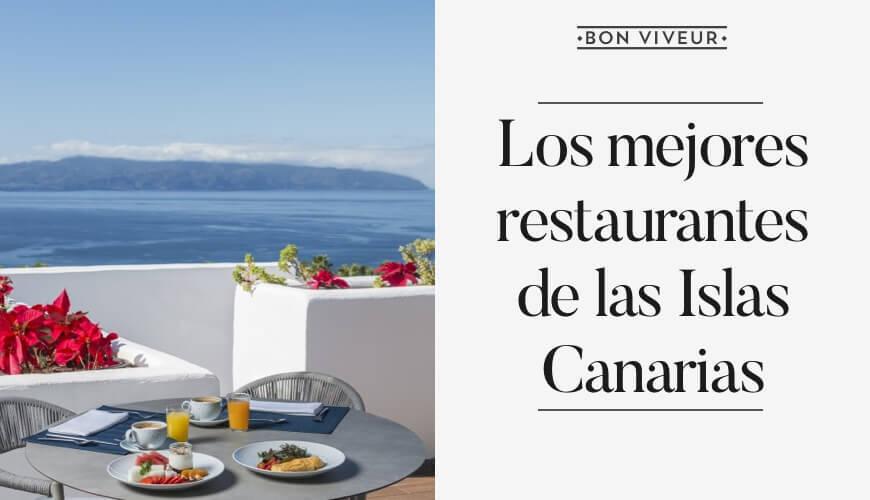 Restaurantes Islas Canarias