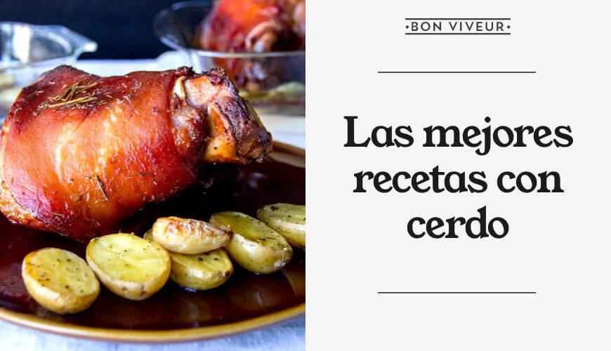 Las mejores recetas con cerdo