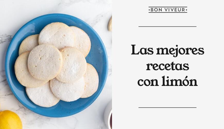 Las mejores recetas con limón entero, ralladura o piel