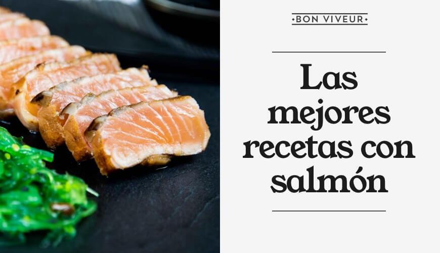 Las mejores recetas con salmón