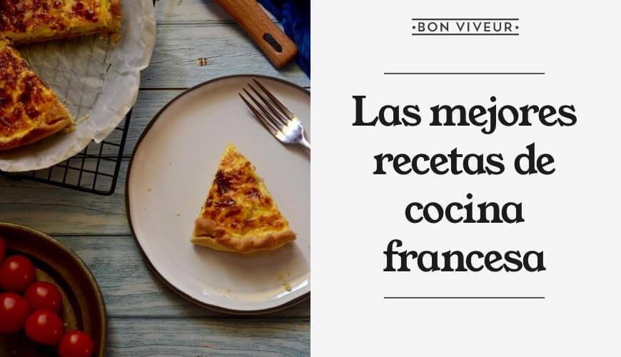 Recetas de cocina francesa