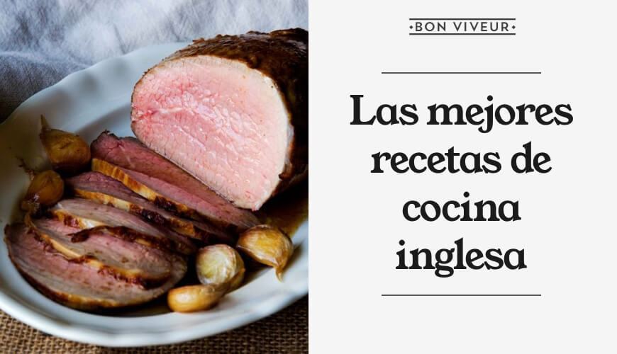 Recetas de cocina inglesa