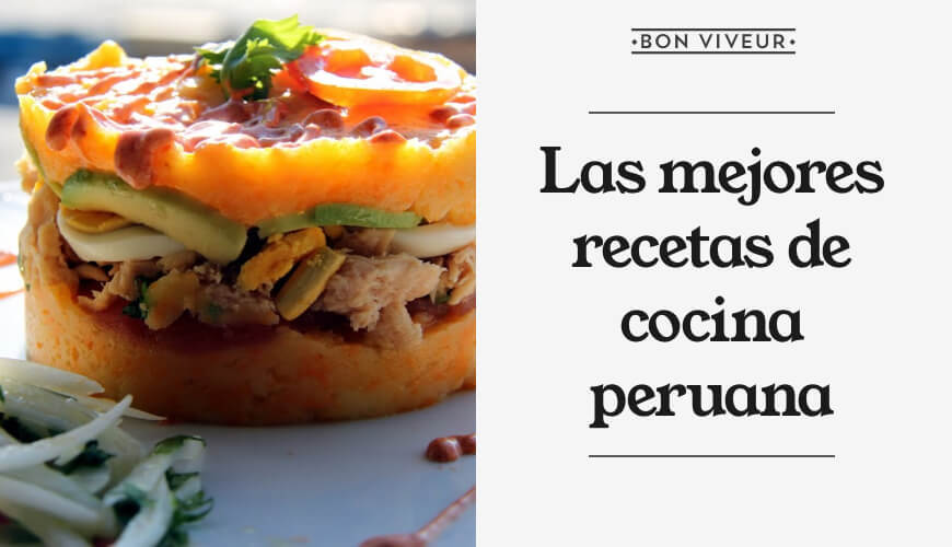 Recetas de cocina peruana