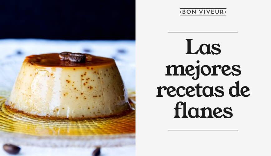 Las mejores recetas de flanes
