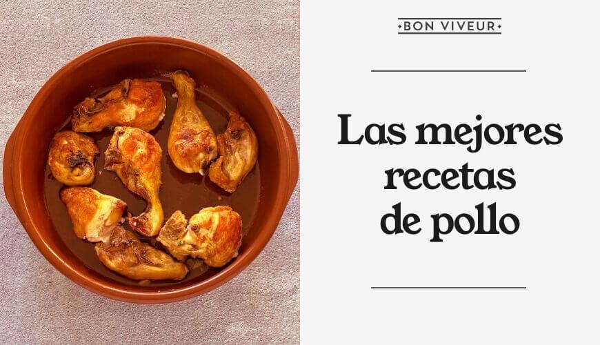 Las mejores recetas de pollo