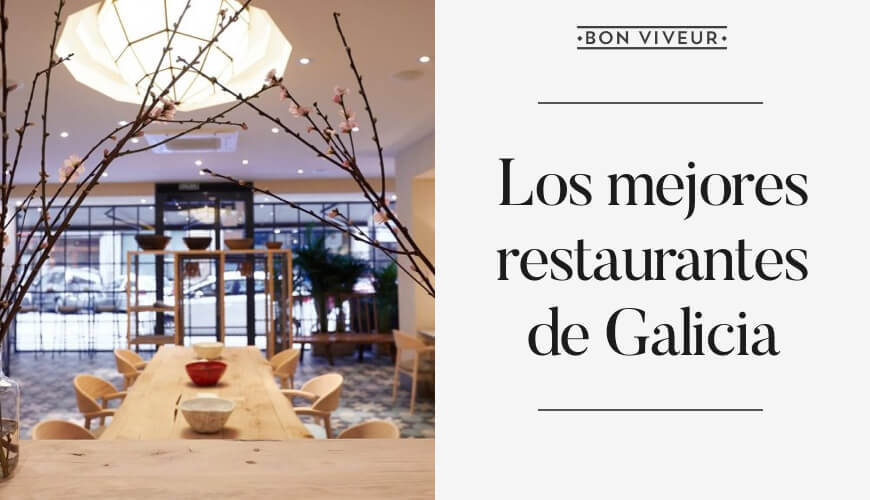 Los Mejores Restaurantes De Galicia