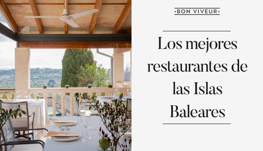 Restaurantes Islas Baleares