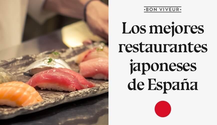 Los mejores restaurantes japoneses de España