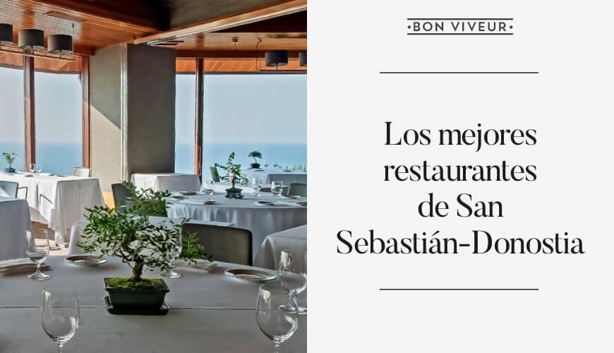 Restaurantes San Sebastián-Donostia
